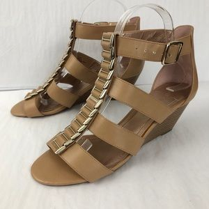 BCBGeneration Vandy Wedge Sandals